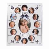 Juliana fotolijst baby's eerste jaar